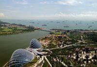 První elektrické létající taxíky v Singapuru
